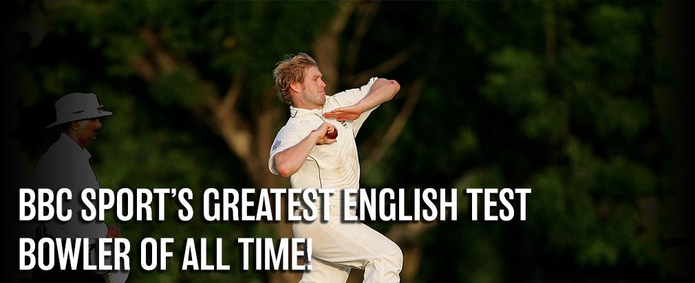 matthew hoggard best bowler