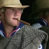 Matthew Hoggard Cigar